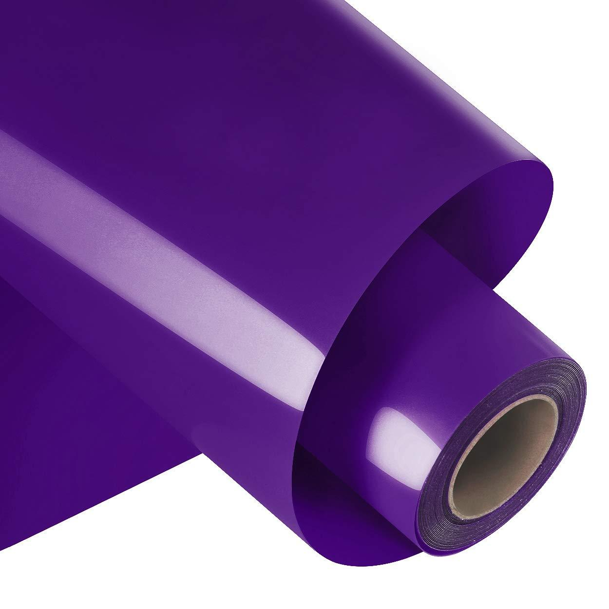 Power PU - Termocolante Recorte Plotter Roxo - 30 cm