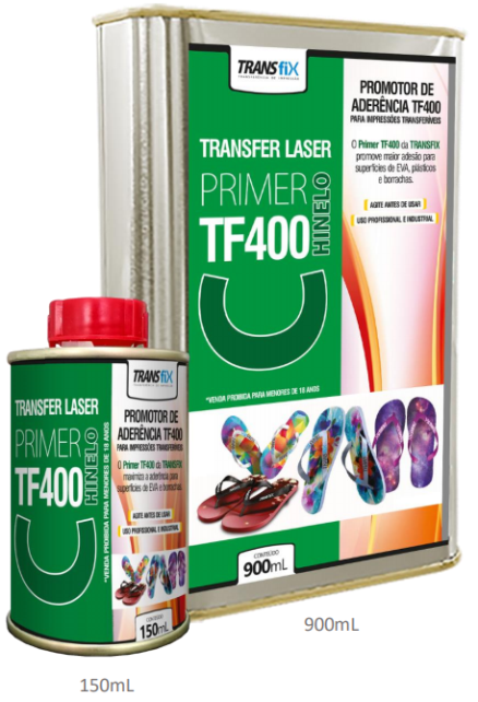 Primer para Chinelo  - Primer Transfer Laser TF400 - 150 ml