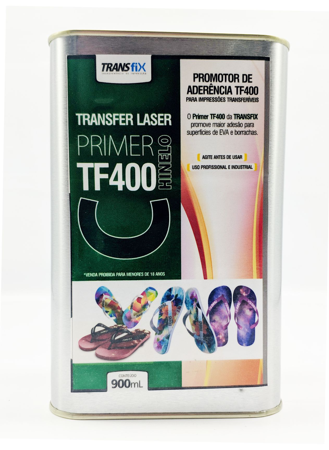 Primer para Chinelo  - Primer Transfer Laser TF400 - 900 ml