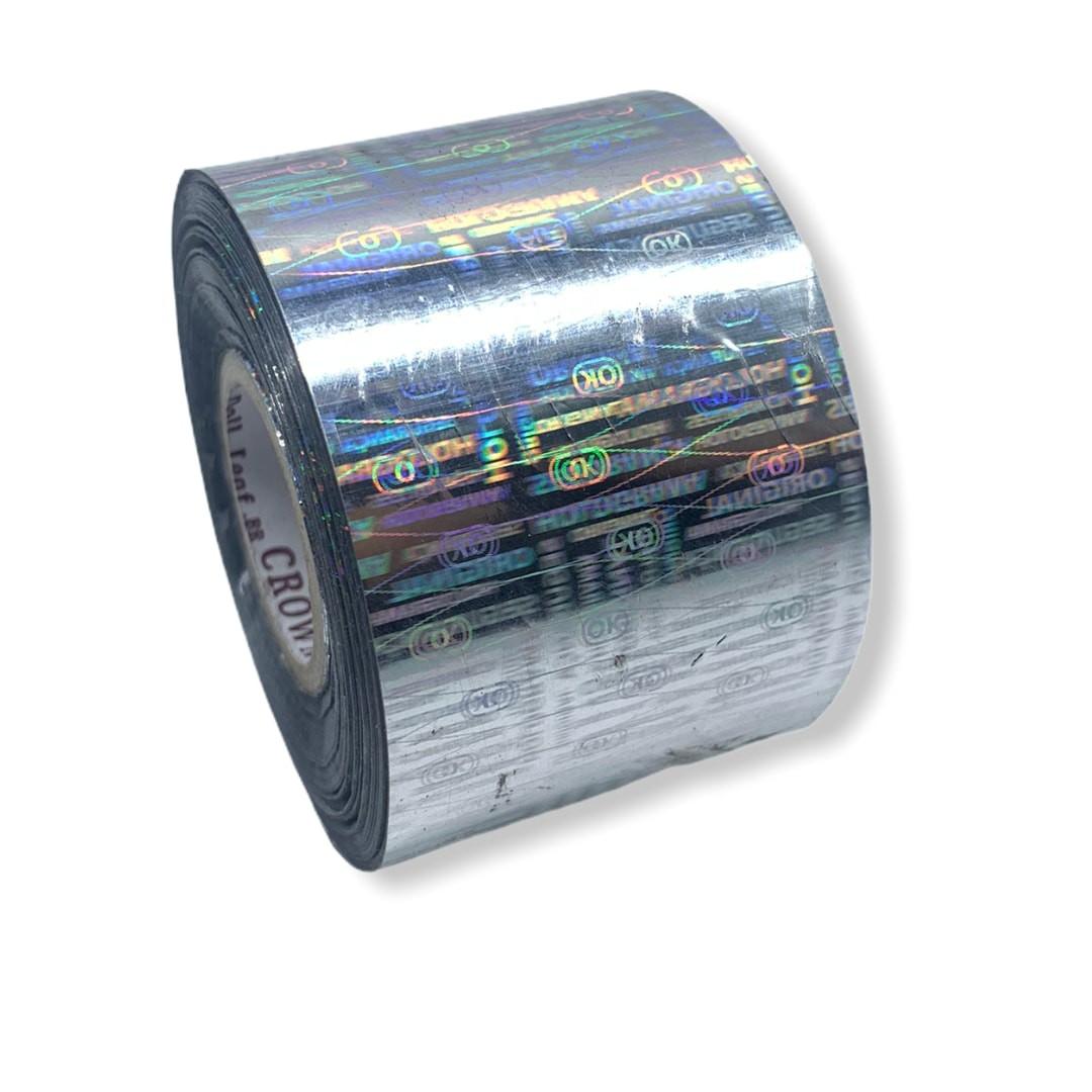 Ribbon Hot Stamping Cliche Lacre Segurança