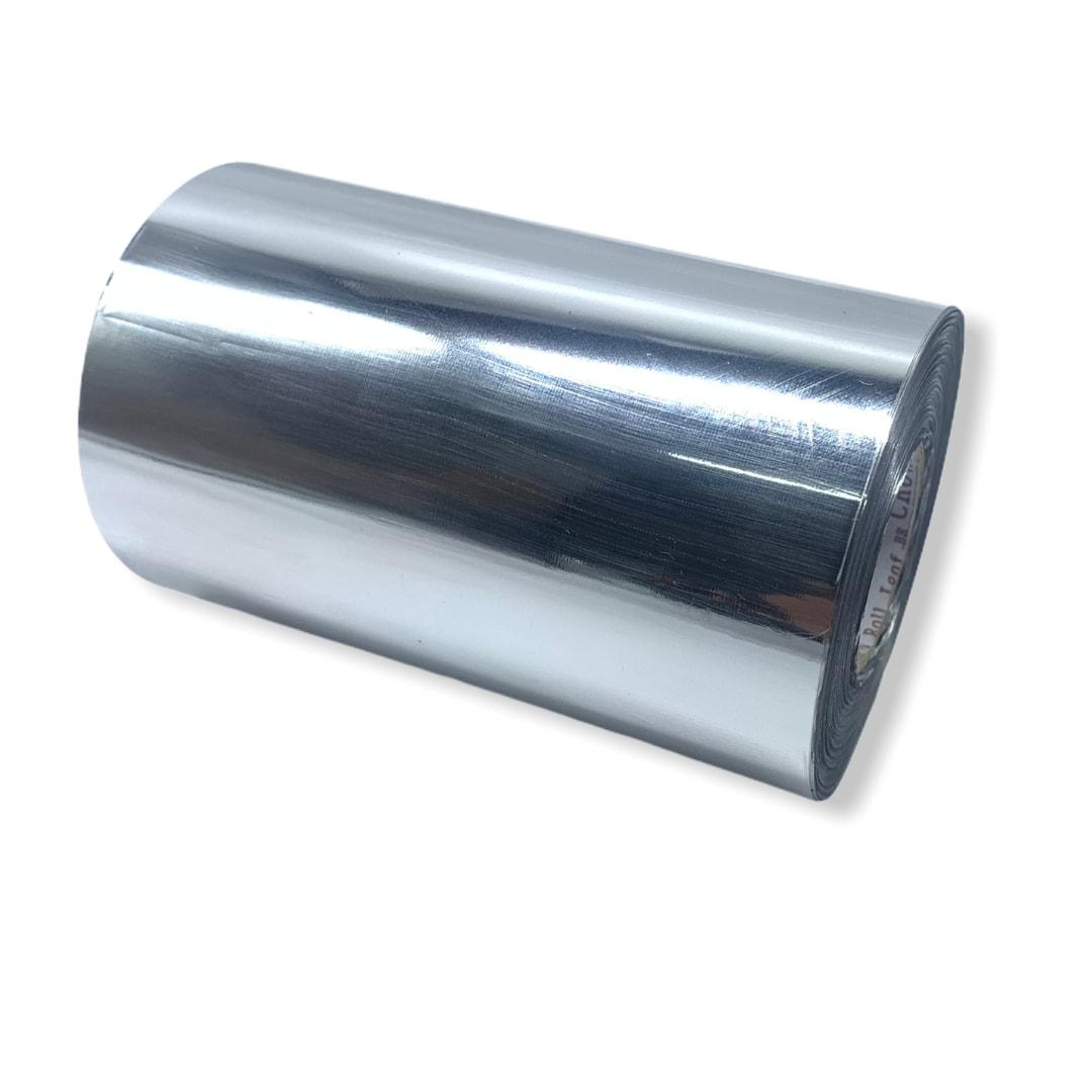 Ribbon Hot Stamping Cliche Prata