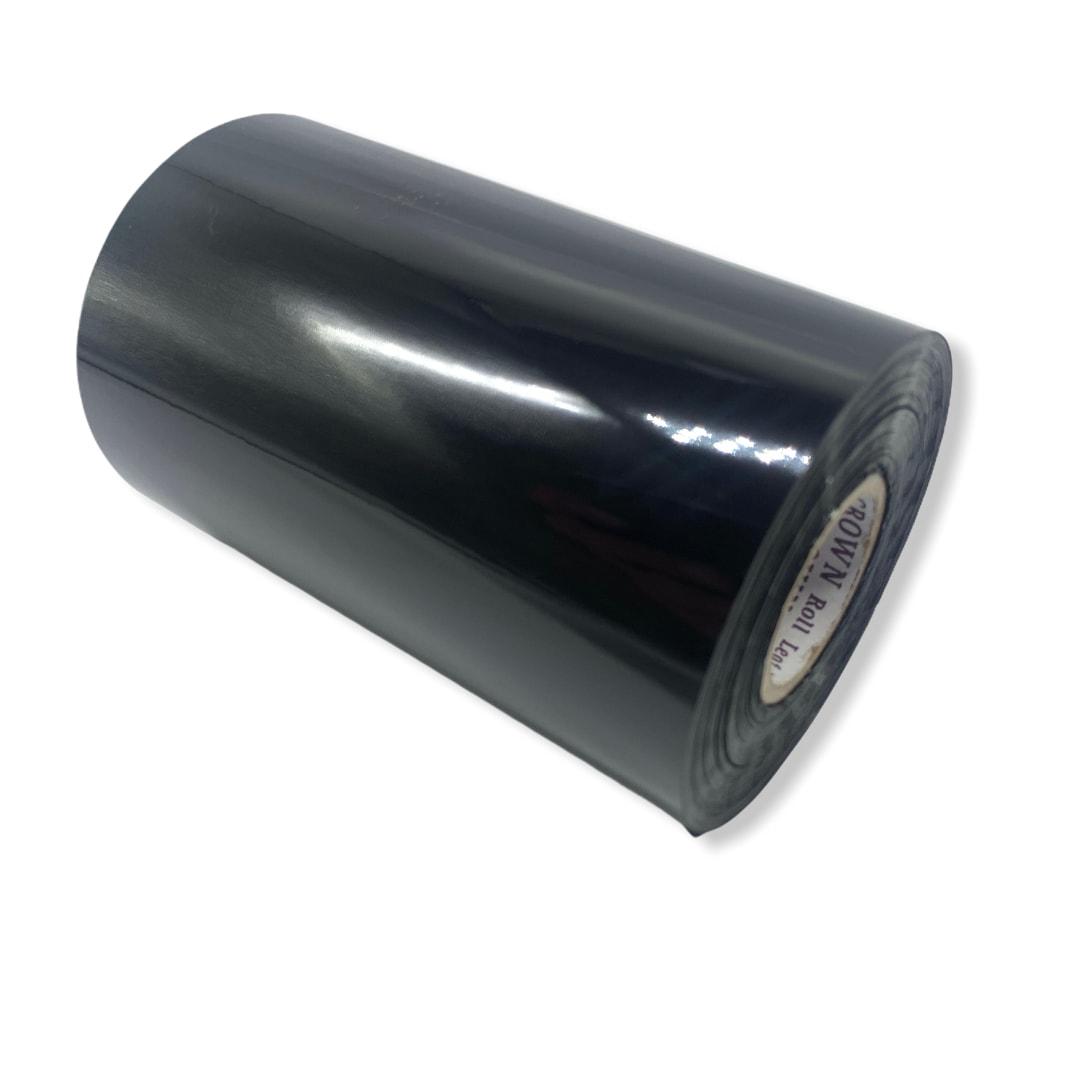 Ribbon Hot Stamping Cliche Preto