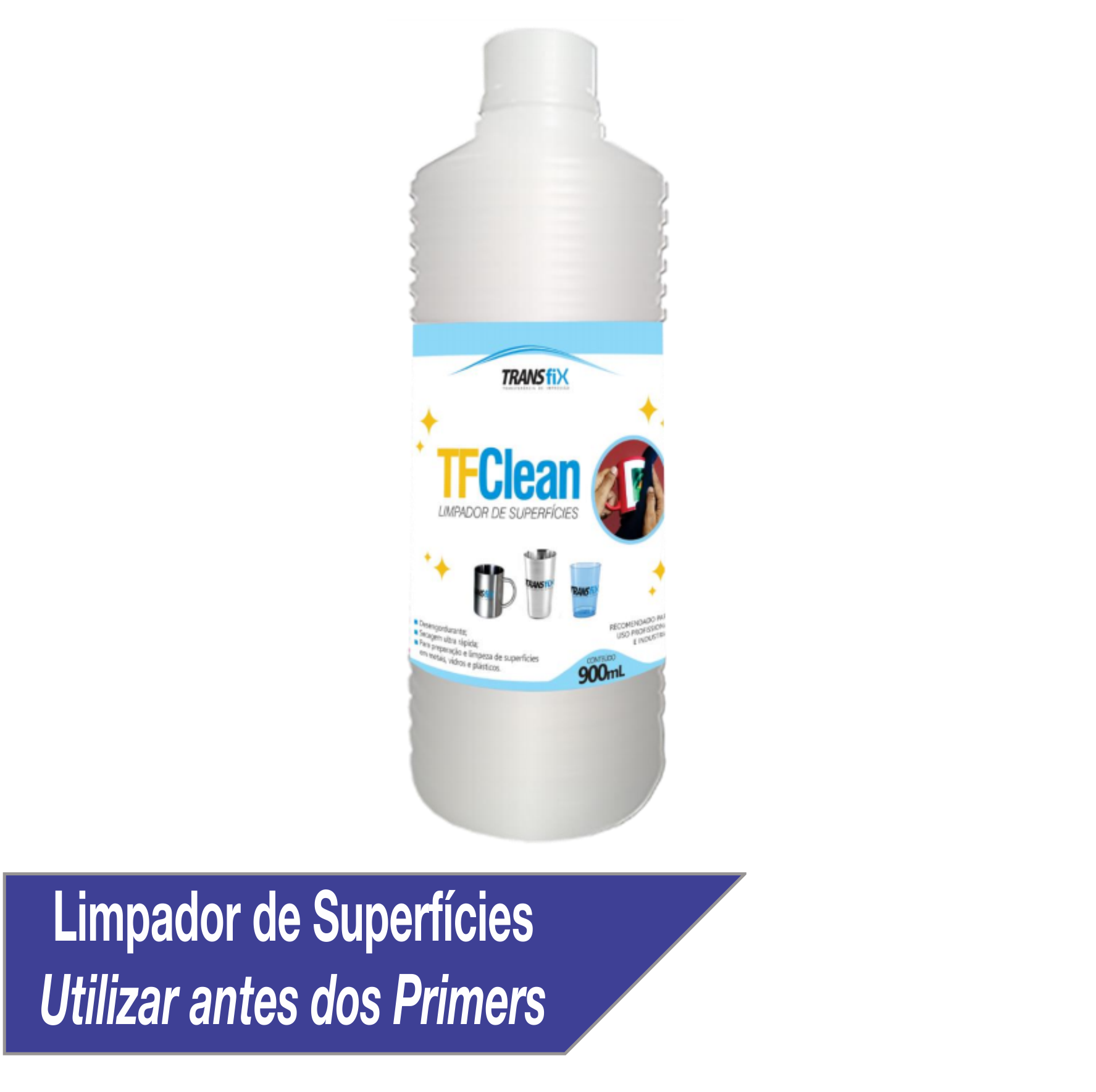 TF Cleaner - para Primer Transfer - 200 ml