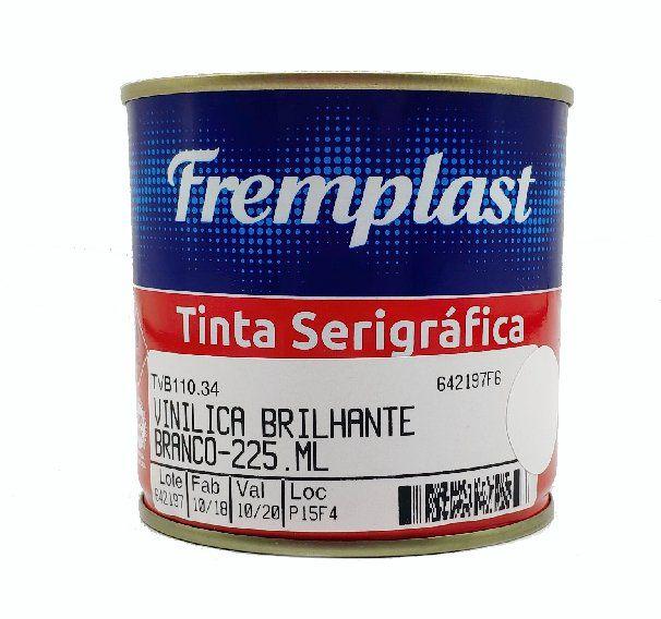 TINTA VINILICA BRILHANTE BRANCO - 225 ml
