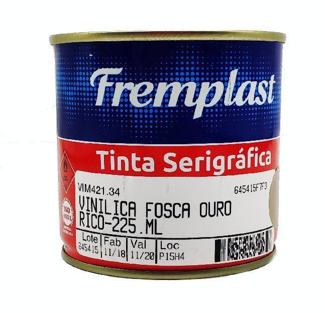 TINTA VINILICA FOSCA OURO RICO - 225 ml