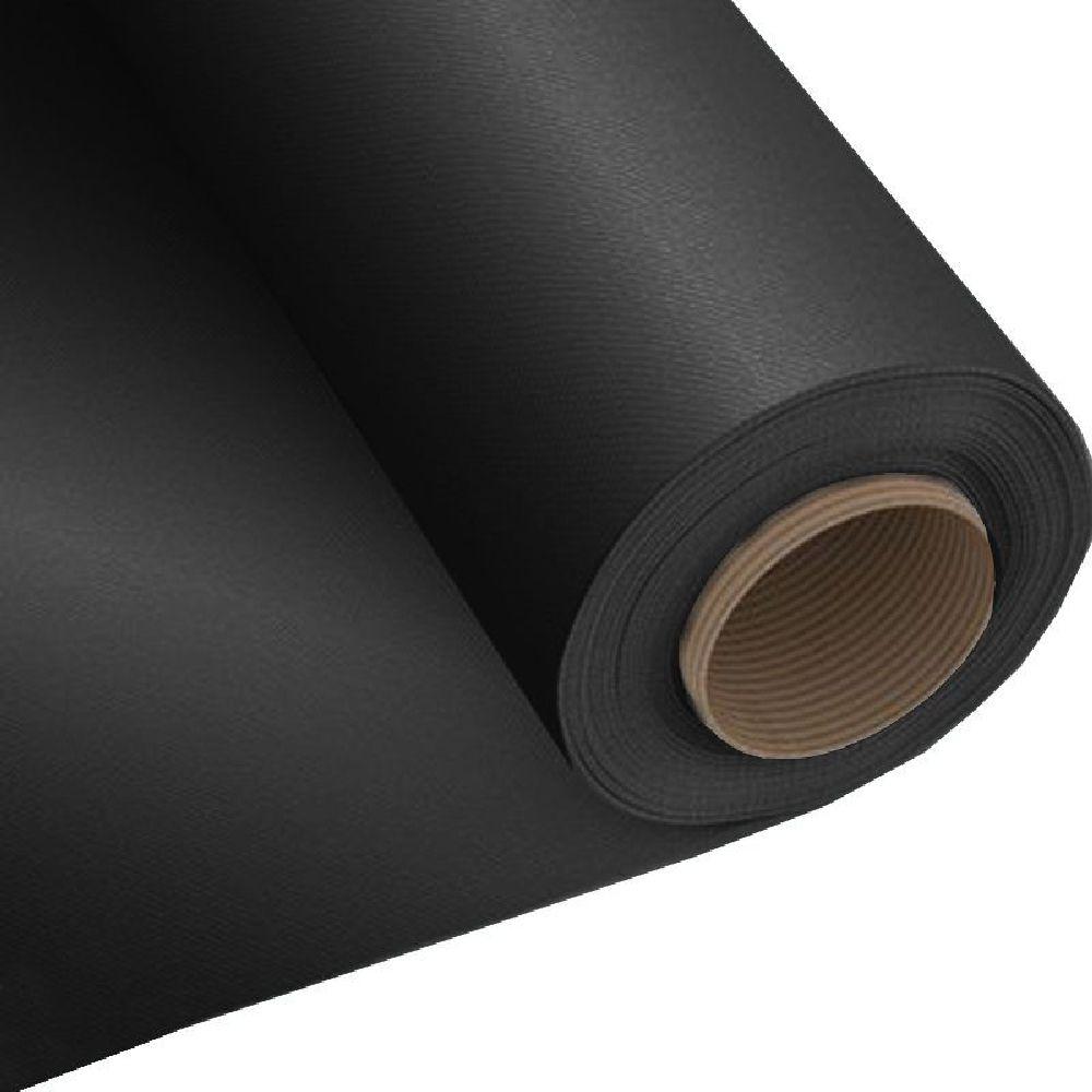 Tnt Tecido Não Tecido - 80gr - Preto - 30 cm largura