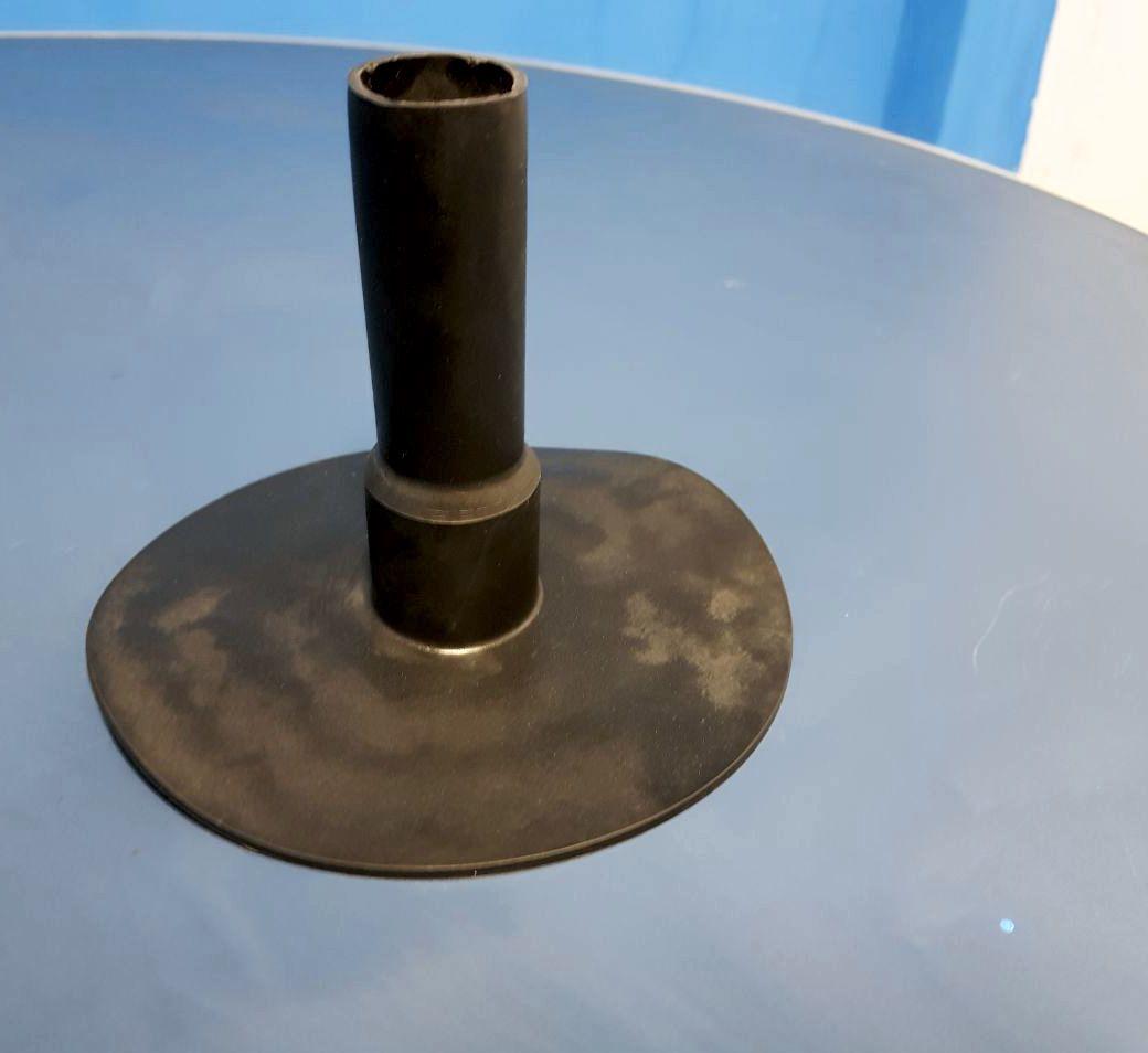 Trumpet - Flange para Manta PVC - 3/4