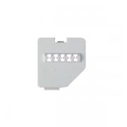 Alojamento Sensor de Temperatura Geladeira Brastemp Original 326027314