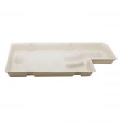 Bandeja de Gelo Inferior Geladeira Brastemp Side By Side 004184599 Original