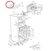 Base Console Geladeira Brastemp Clean BRM35 BRD36 BRD47 Original 326043116