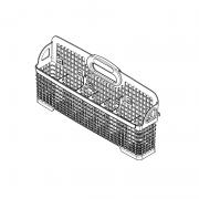 Cesto Plástico de Talheres Lava Louças Brastemp BLB12A KLB24AR 326069609 Original