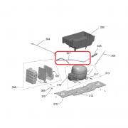 Complemento Compressor Geladeira Brastemp e Consul Original W10916007