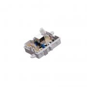 Conjunto Controle Eletronico e Placa Interface 127V Lavadora BWK11 Original W11176403