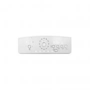 Console Plástico Branco Lavadora Brastemp BWK11A Original W10752124