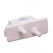 Interruptor Duplo Geladeira Brastemp Consul Original W10816021