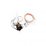 Kit Termostato com Termopar Forno Brastemp a Gás BOA61AR Original 326073776