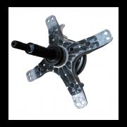Mecanismo com Base Lavadora Brastemp 15Kg BWS15 W11300698