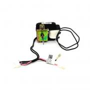 Motor Ventilador 127V Com Sensor Geladeira Electrolux Original 70292360