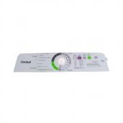 Painel Decorativo Branco Para lavadora Consul CWE15A e CWL16A Original W10751204