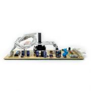 Placa Potencia Bivolt Paralela Lavadora Electrolux LTE12 Versão I 2008 / 2012  64502023