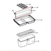 Porta Congelador Frigobar Brastemp Retrô BRA08 W10899365