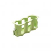 Porta Latas Plástico Verde Geladeira Consul Bem Estar Original W10573277