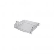 Prateleira Fast Freezer do Congelador Geladeira Brastemp Original  W10610100