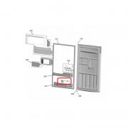 Separador de Garrafas Branco Geladeira Consul Bem Estar W10553049 Original