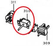 Termostato Ar Condicionado Consul Air Master 7500 / 21000 Btus Original W11089932
