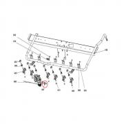 Válvula de Segurança Fogão Brastemp GLP GRILL Original W10216999