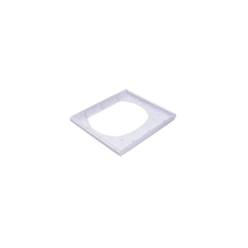 Acabamento Branco da Porta Secadora Brastemp 10 kg Original W10221074