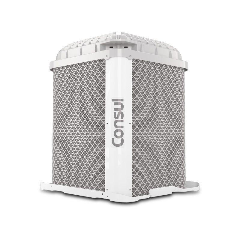 Ar condicionado split 12000 BTUs/h Consul frio com display discreto e unidade externa compacta  220V - CBN12BB