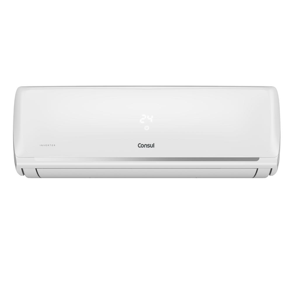 Ar condicionado split inverter 18000 BTUs/h Consul quente e frio com função sono bom 220V - CBJ18DB