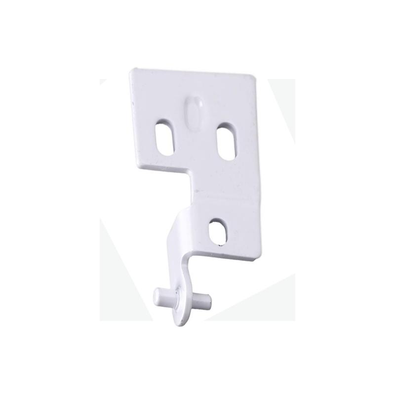 Base Dobradiça Branca de Aço Freezer Horizontal Consul Original 326043895