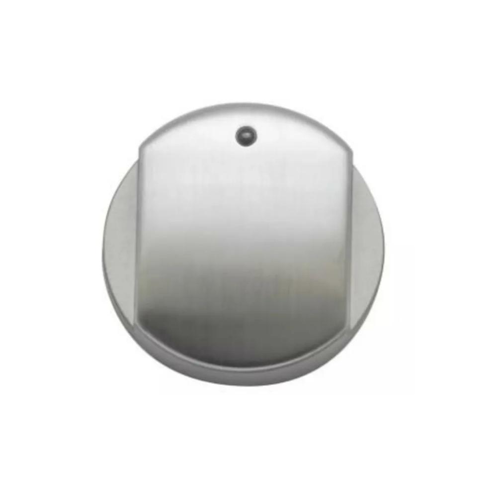 Botão Cooktop Prata Brastemp BDK60A BDK75A BDK90AR 326071097 Original