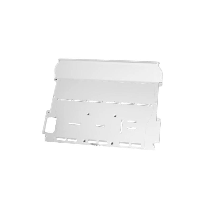 Capa Frontal Evaporador Geladeira Brastemp Inverse Original W10172700