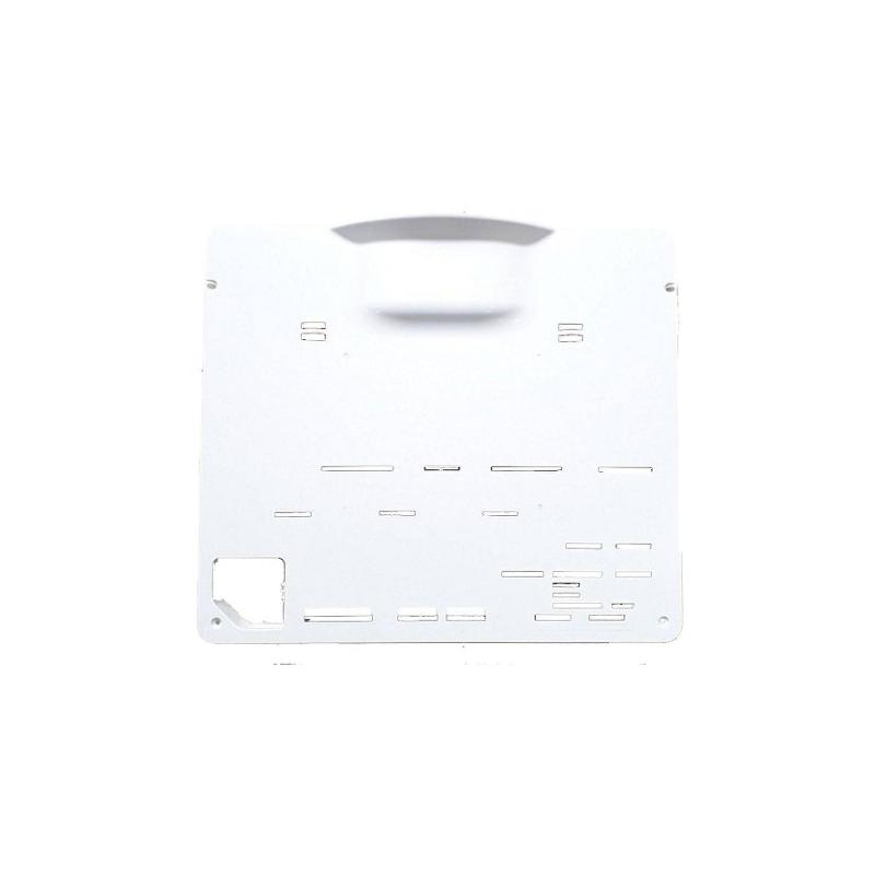 Capa Frontal Evaporador Geladeira Brastemp Sense Original W10653856
