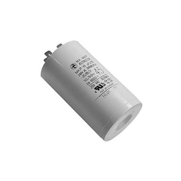 Capacitor Lavadora Brastemp Clean Mondial 127V Original 326066187