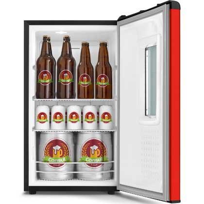 Cervejeira Consul Mais Vermelha - CZD12AV