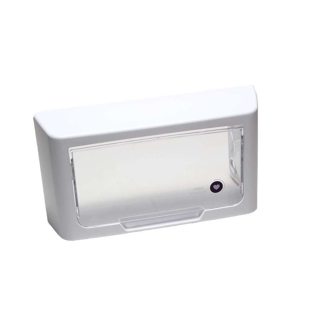 Compartimento Refrigerador Consul Original W10549758