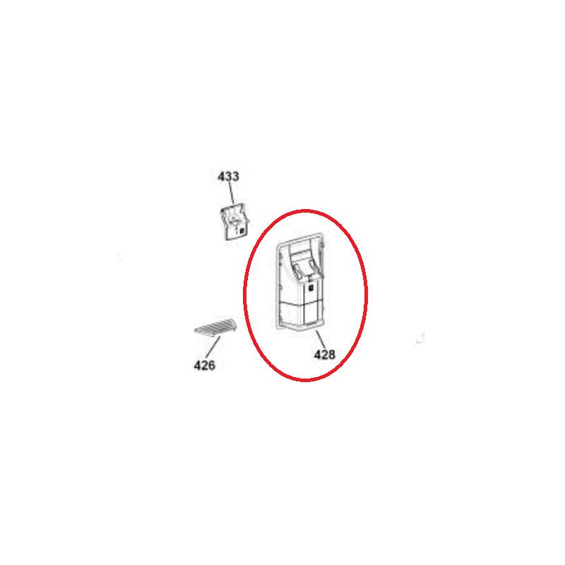 Complemento Dispenser de Agua Geladeira Brastemp Original W10389269