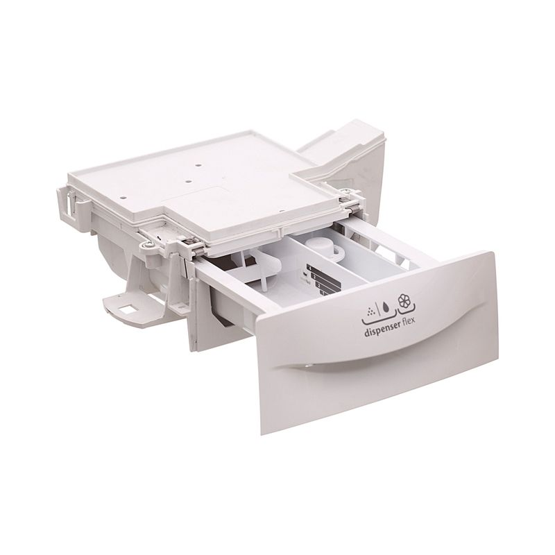 Conjunto Dispenser Lavadora Consul Original W10751783