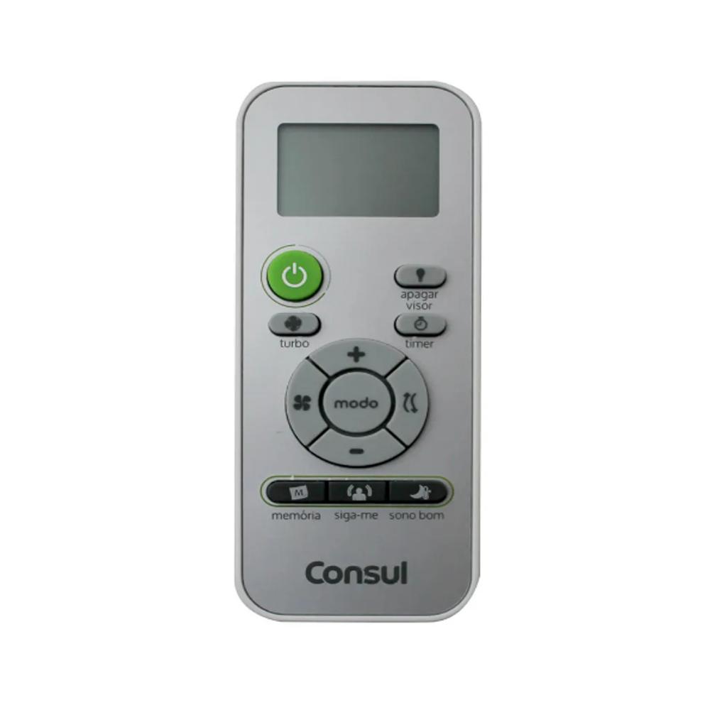 Controle Remoto Ar Condicionado Consul Split W10834938 Original
