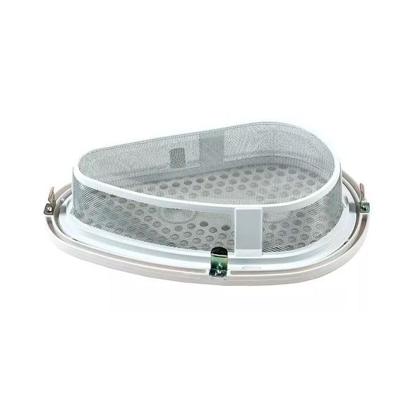 Filtro Fiapos Secadora Brastemp Ative 10 kg Intelligent 10 kg e Supensa Original W10292466