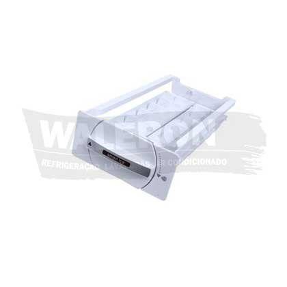 Forma de Gelo Original Geladeira Brastemp Ative Inverse e Duplex W10420716