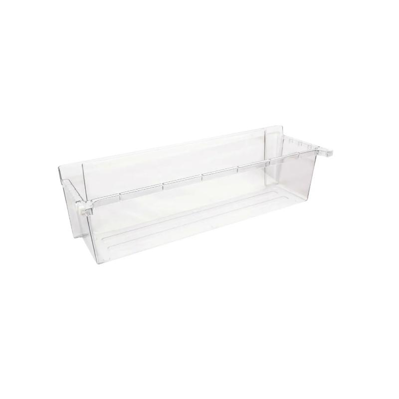 Conjunto Cesto Inferior do Freezer Geladeira Brastemp Ative Side By Side Original W11298039