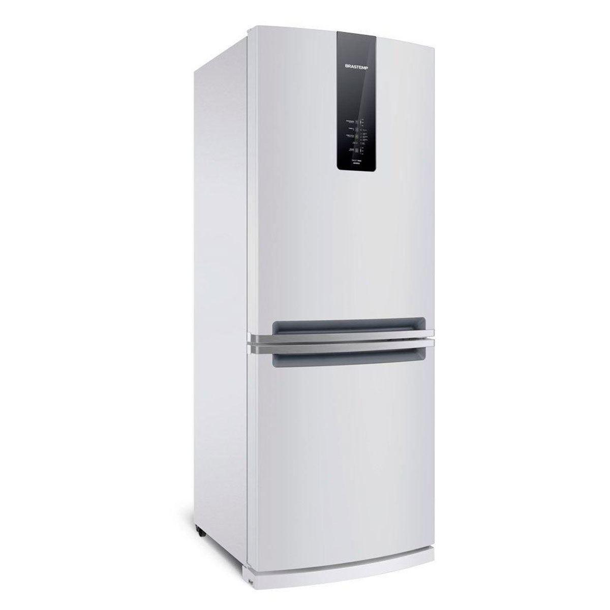 Geladeira Brastemp Frost Free 443 litros Branca - BRE57AB