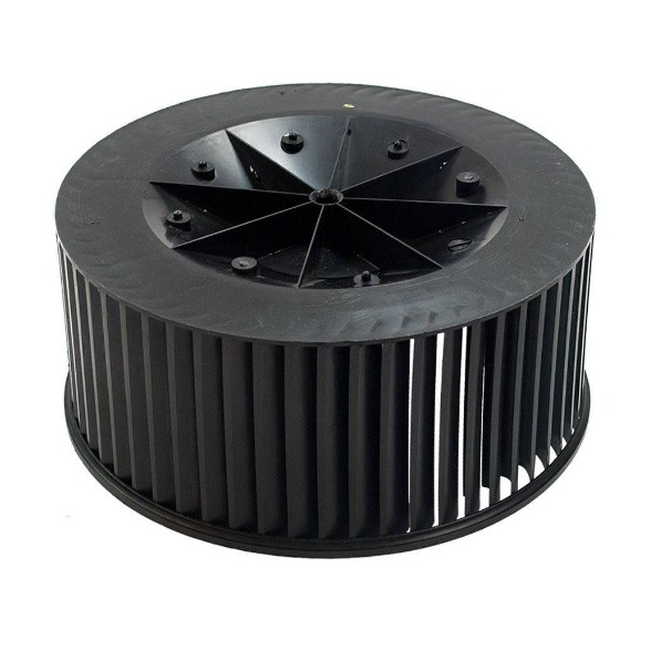Helice Ventilador Radial Ar Master Consul 7500 Eixo Grosso 326024571 Original