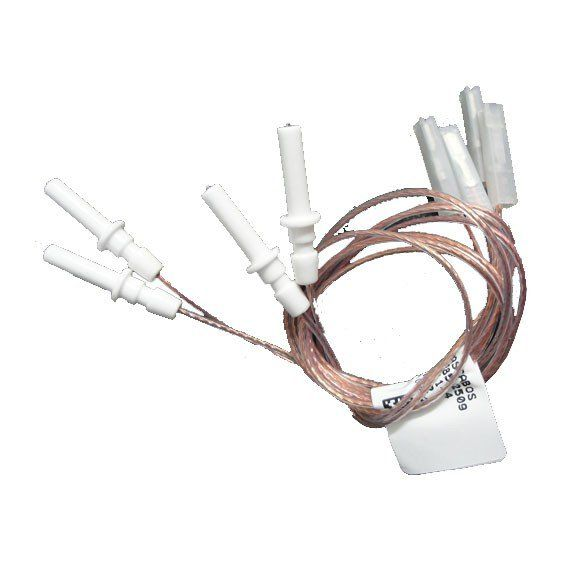 Chicote Acendimento Eletrodos Brastemp Clean e Consul Facilite 4 e 5 Bocas Original W10277254