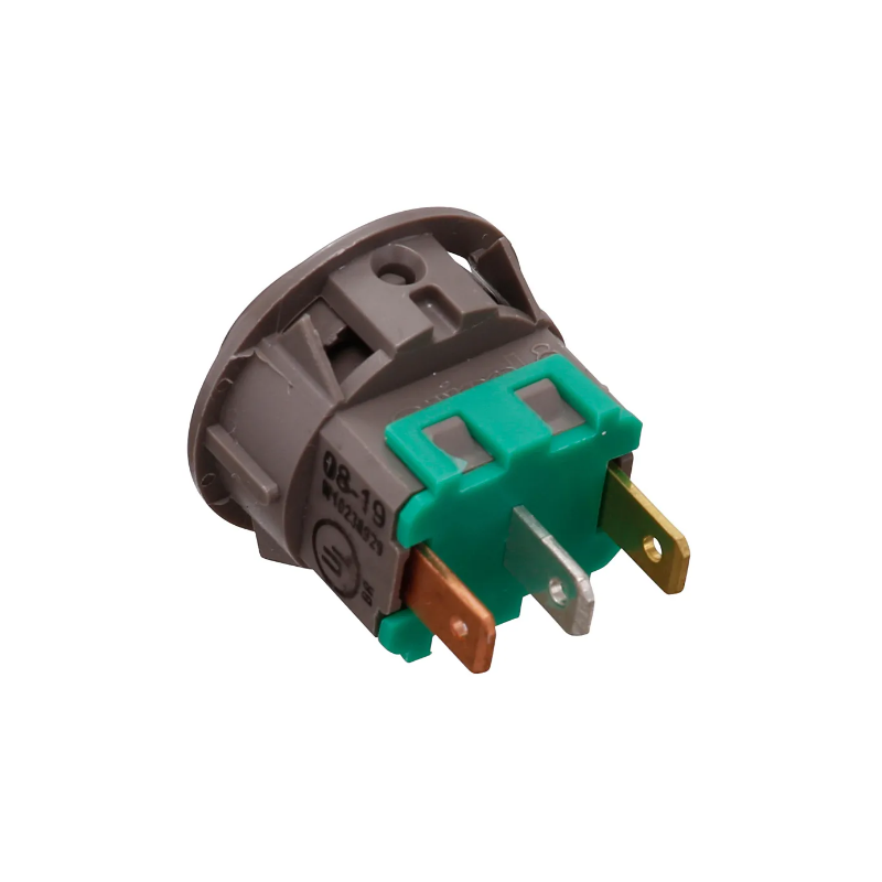 Interruptor Pulsante Cinza Fogão Brastemp GLP Original W10238929